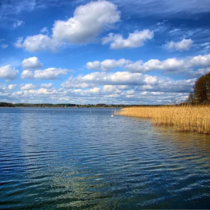 Jezioro Pile - Dom Seniora w Bornem Sulinowie i okolice