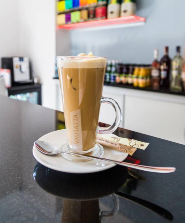 Kawiarnia - Dom Seniora w Bornem Sulinowie