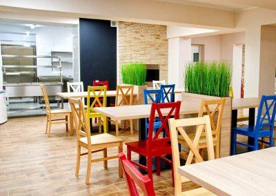 Prywatny Dom Opieki Senior Residence Borne Sulinowo - kuchnia