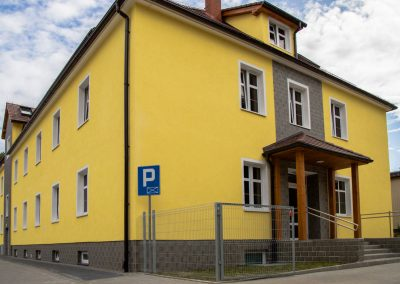 Prywatny Dom Opieki Senior Residence Borne Sulinowo - ośrodek