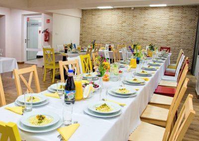 Prywatny Dom Opieki Senior Residence Borne Sulinowo - imprezy okolicznościowe