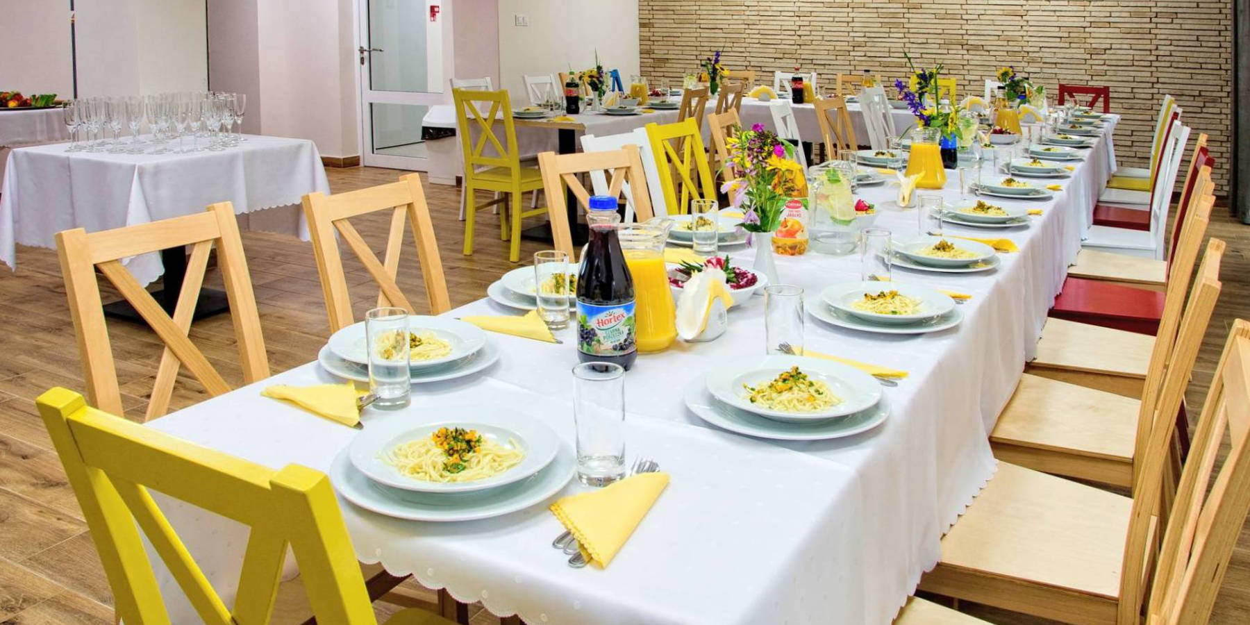 Bistro, jadalnia - Dom Seniora w Bornem Sulinowie