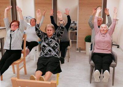 Senior Residence Borne - aktywizacja ruchowa seniorów