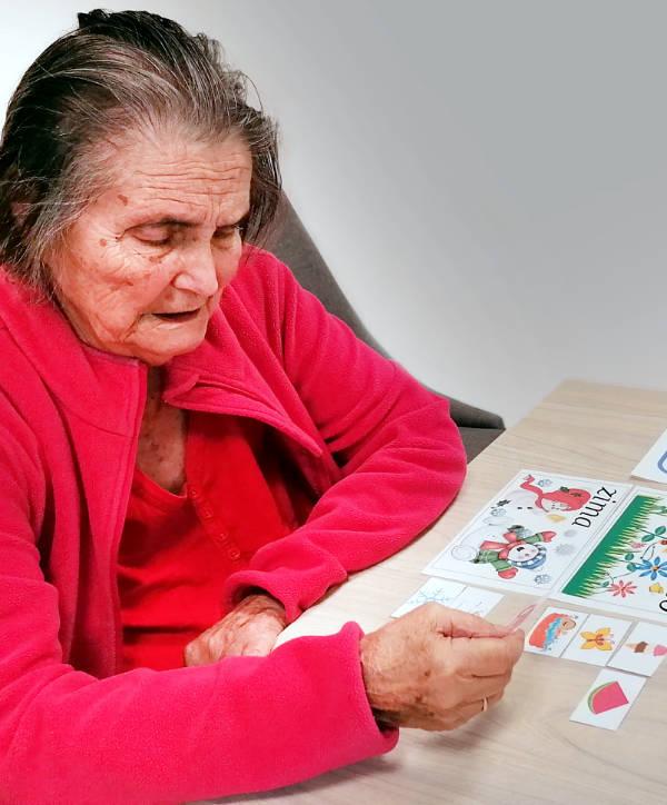 Senior Residence Borne - gimnastyka mózgu
