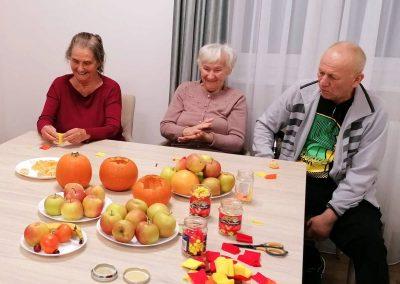 Senior Residence Borne - halloween 2020