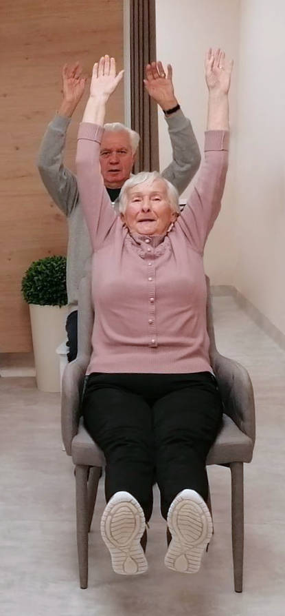 Senior Residence Borne - kinezygerontoprofilaktyka