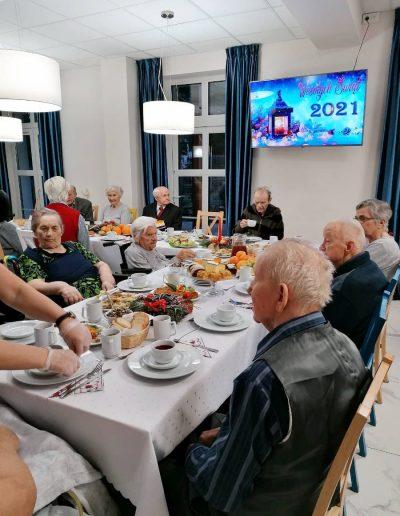 Senior Residence Borne - Wigilia 2020