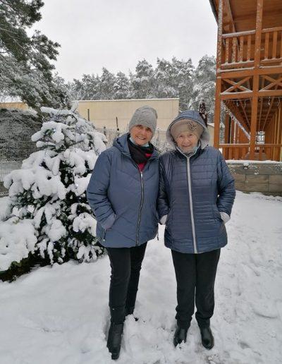 Senior Residence Borne - zima 2021