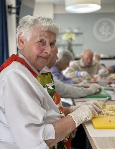 Senior Residence Warsztaty Kulinarne